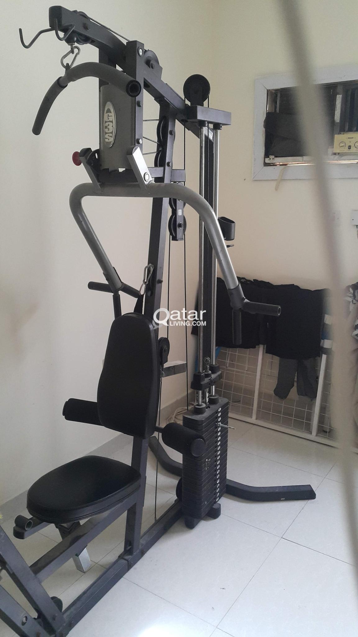 Home gym qatar living