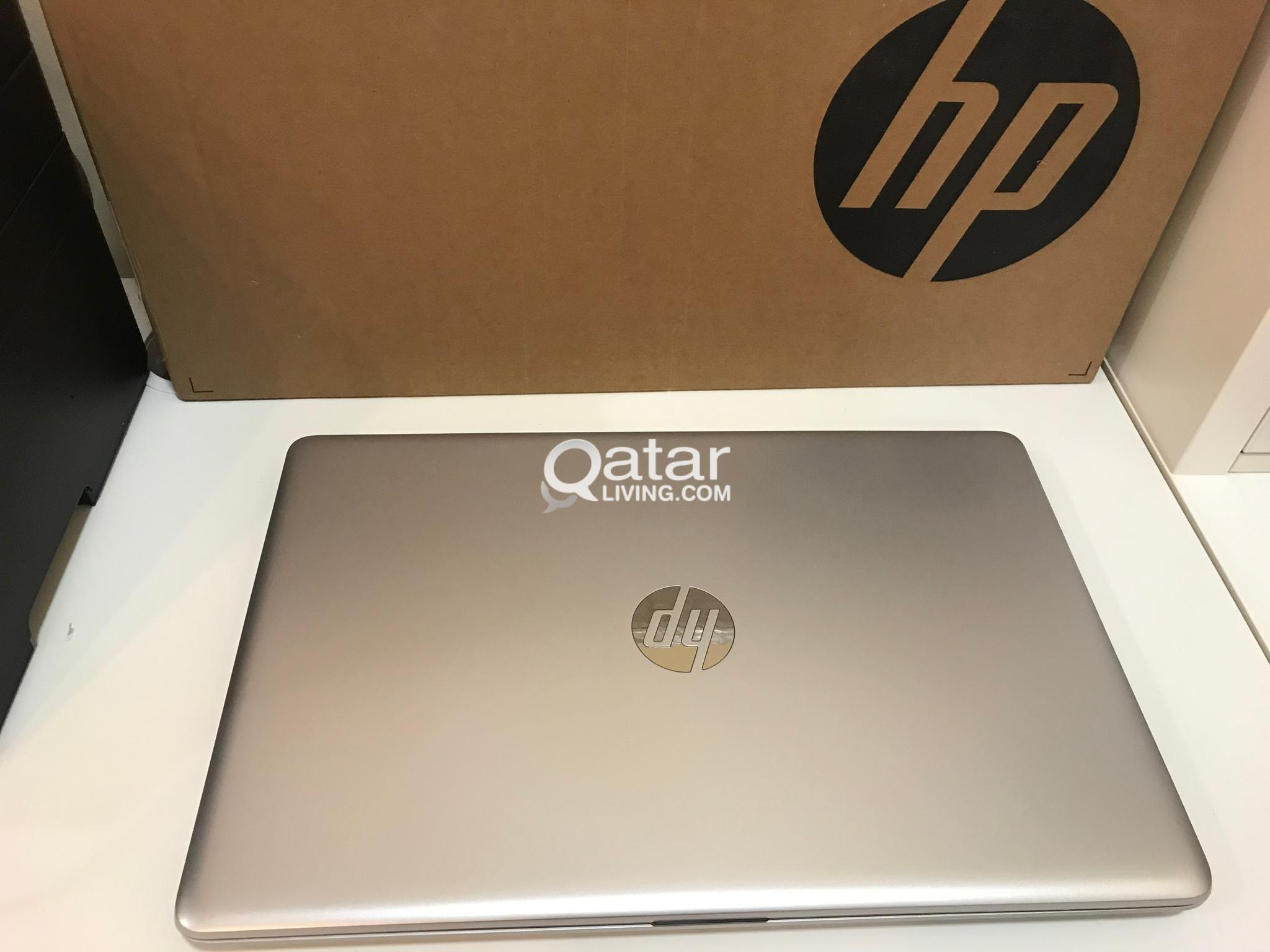 HP Laptop (slightly used ) + laptop Case [Price slightly negotiable