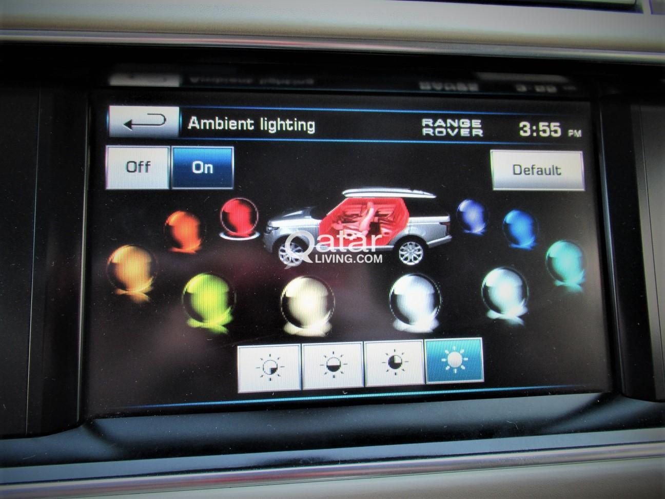 AMAZING RANGE VOUGE AUTOBIOGRAPHIC MODEL 2013 ORIGINAL PAINT