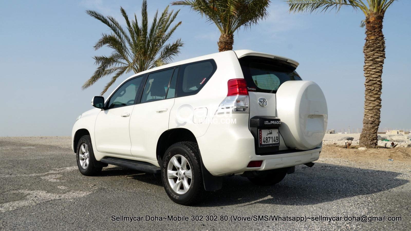 2012 TOYOTA Land Cruiser Parado TXL V6 (More Photos Available Upon Request)