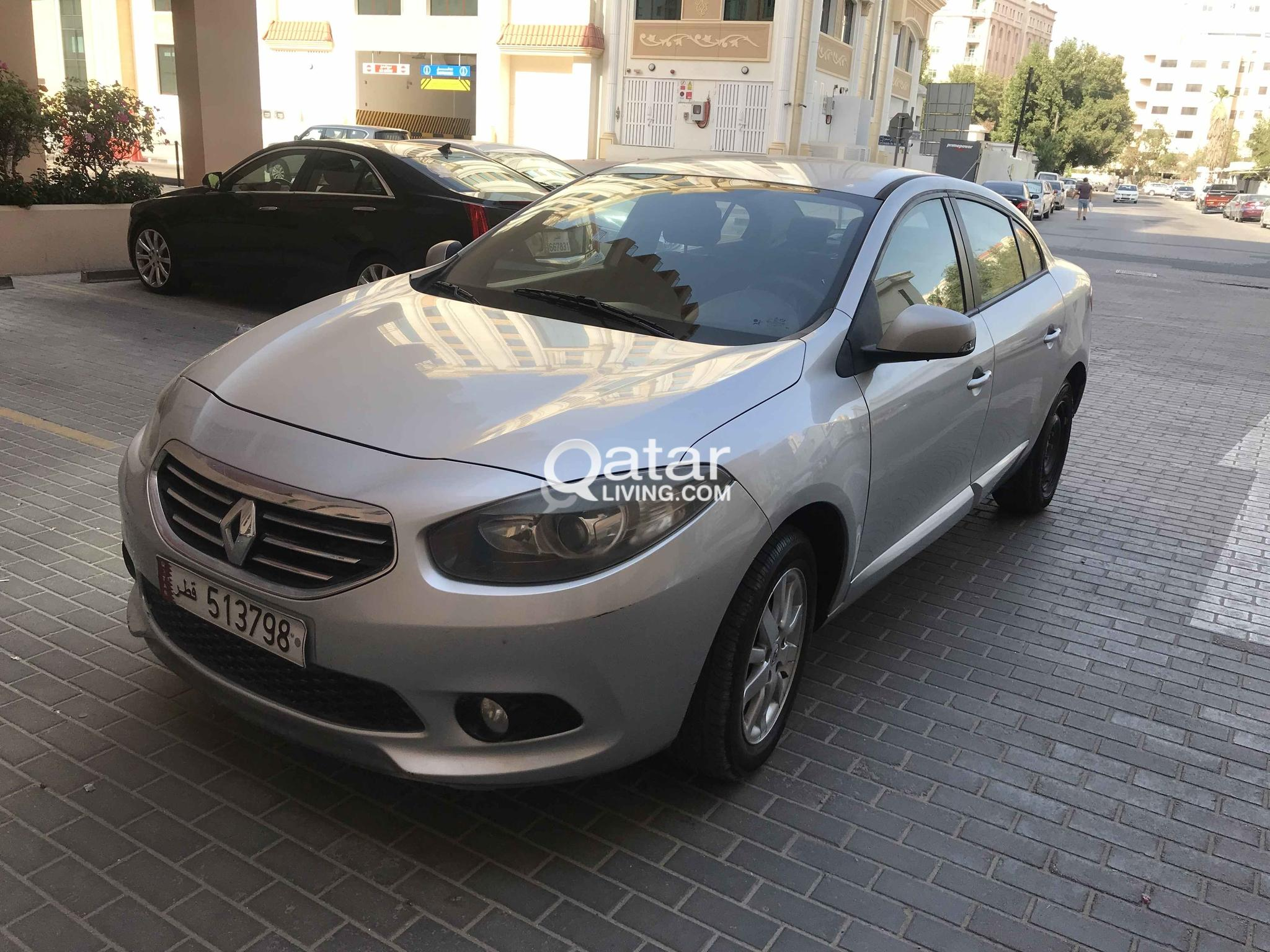 car Renault FLUENCE  2013  IN very good conditons   car first regestiration/2014