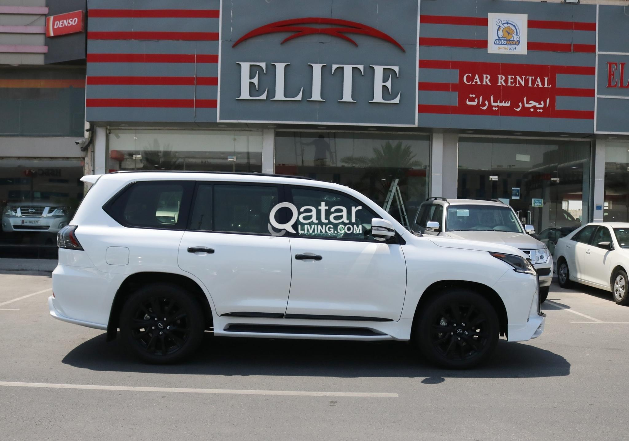 Lexus - LX 570 Sport - Black Edition  2019