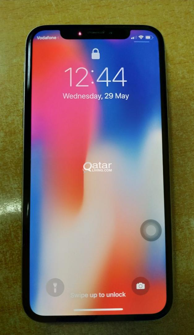 IPhone X 256 GB Perfect Condition with Warranty