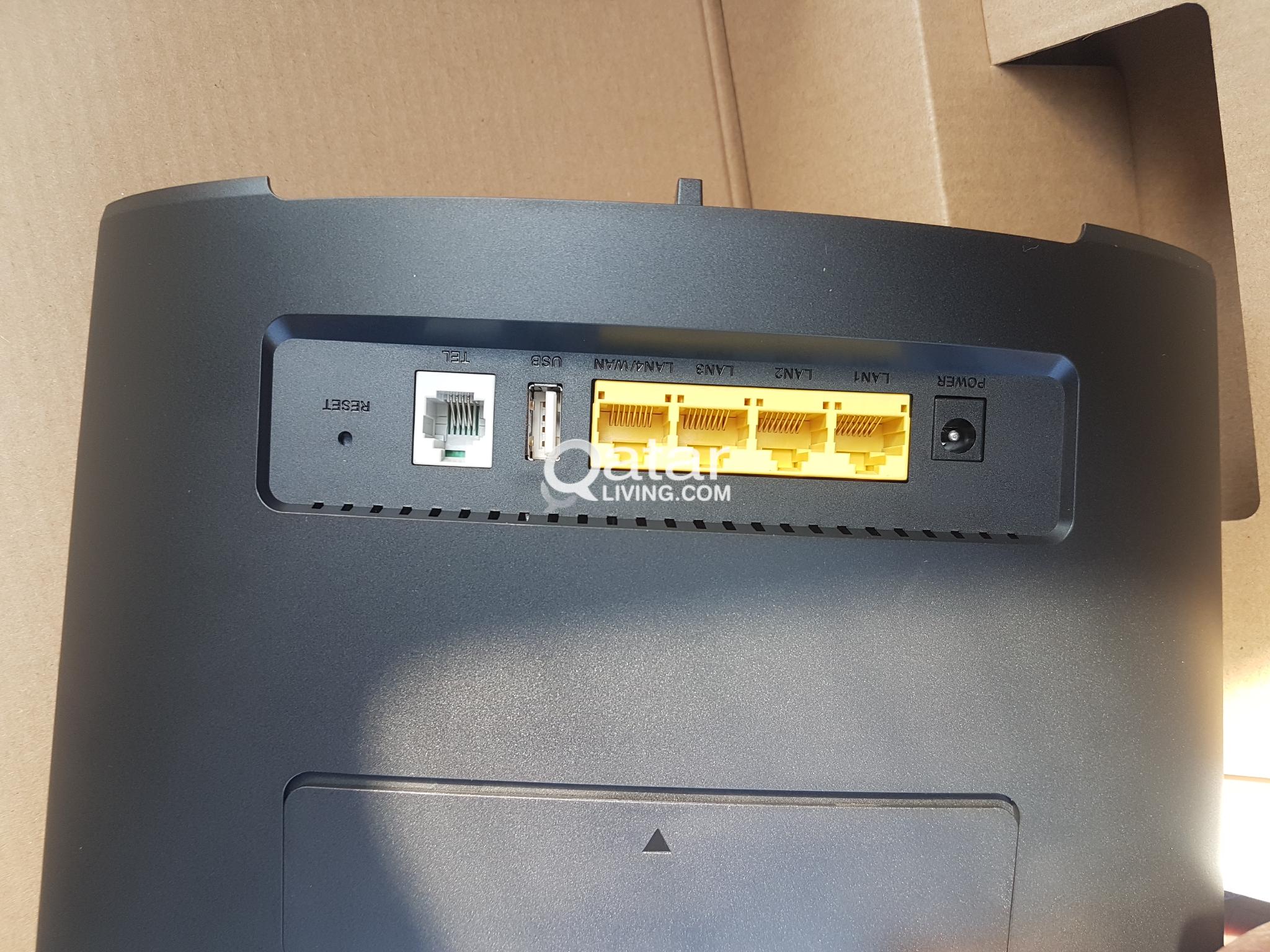 Huawei 4G Router | Qatar Living