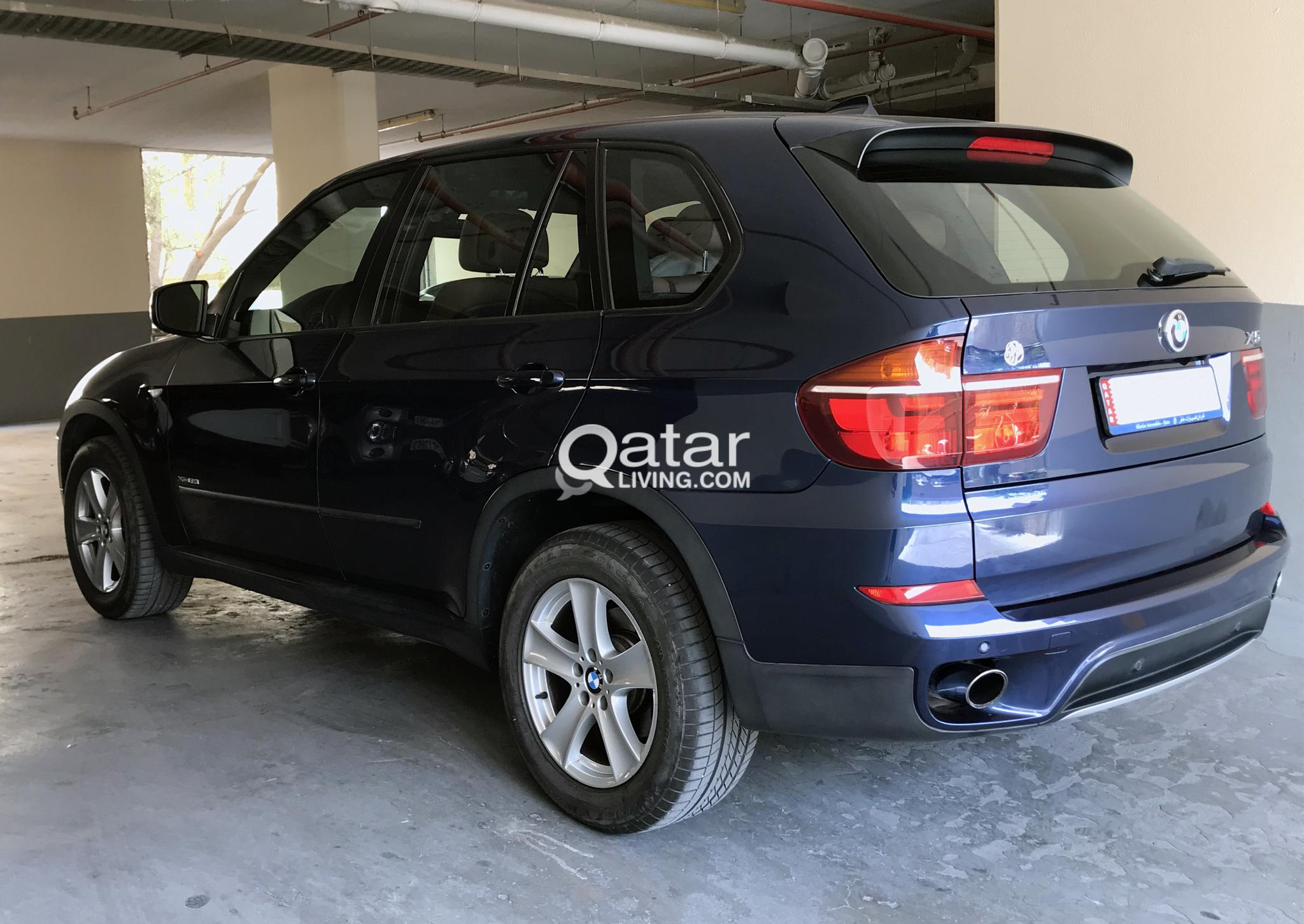 Excellent BMW X5 2012 (Low Mileage) Lady Driven