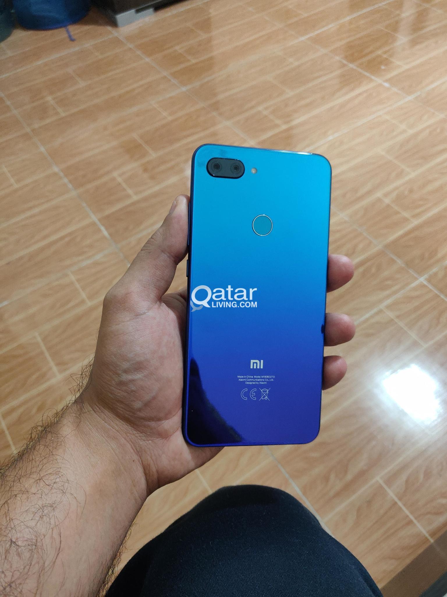 Mi 8 Lite with warranty   Qatar Living