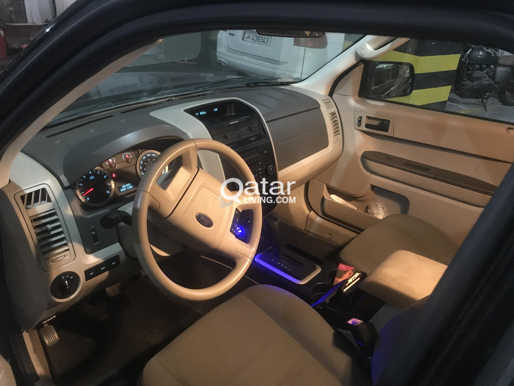 Ford Escape 2011-61000KM