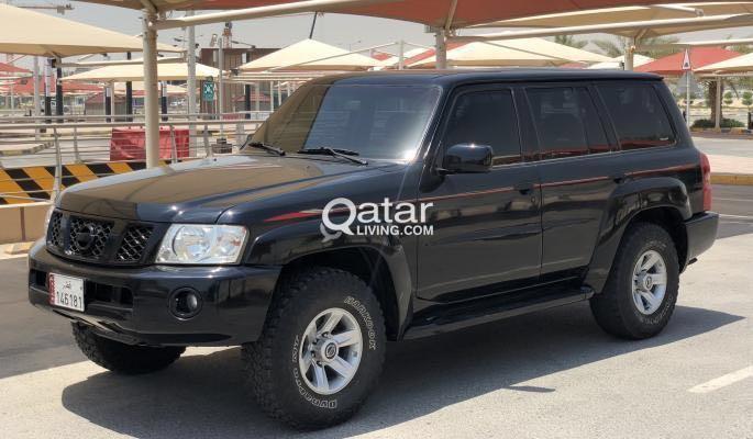 Nissan Patrol 2009 Vtc Qatar Living
