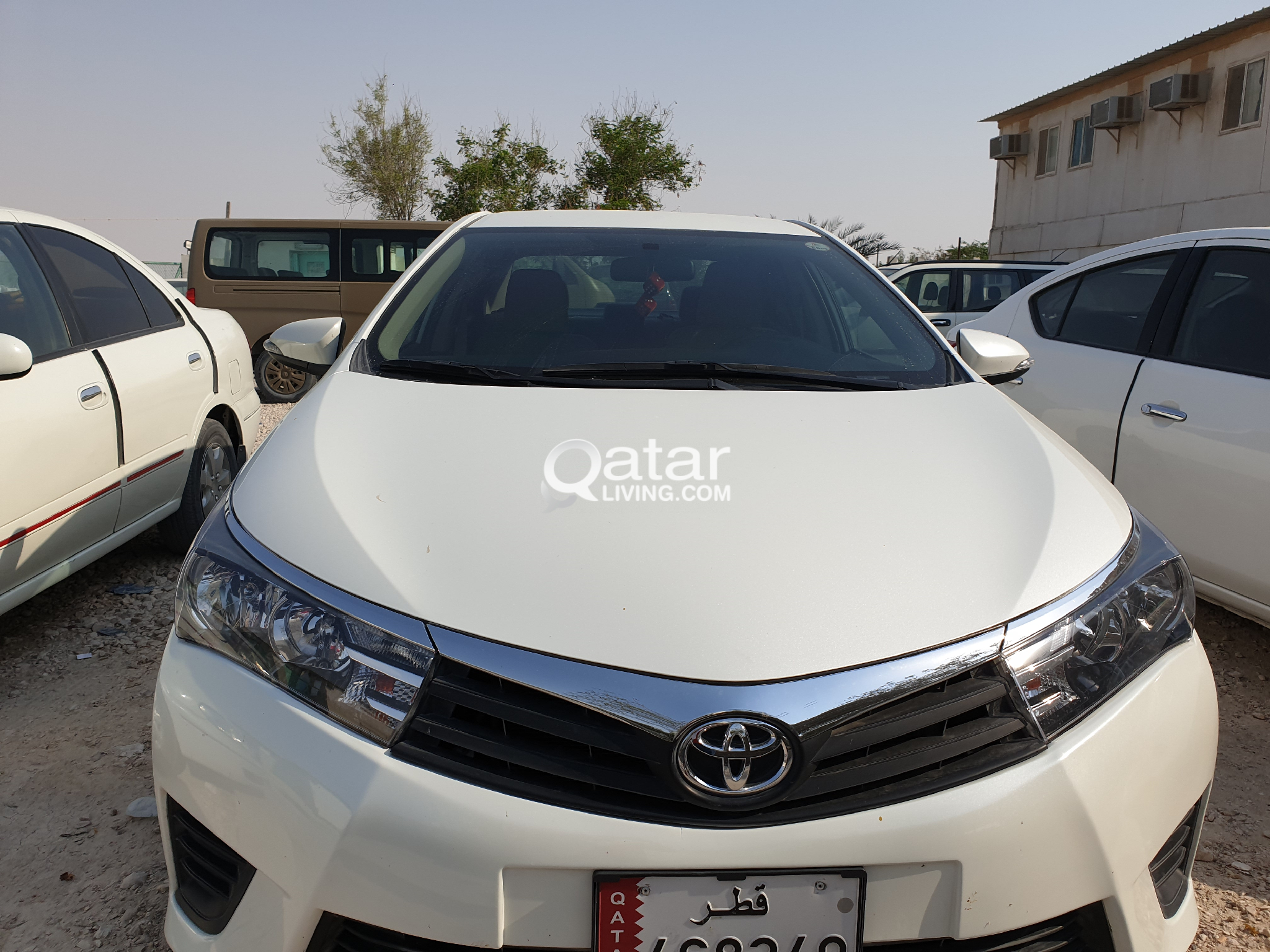2016 model 2017 registered Corolla 2 litre
