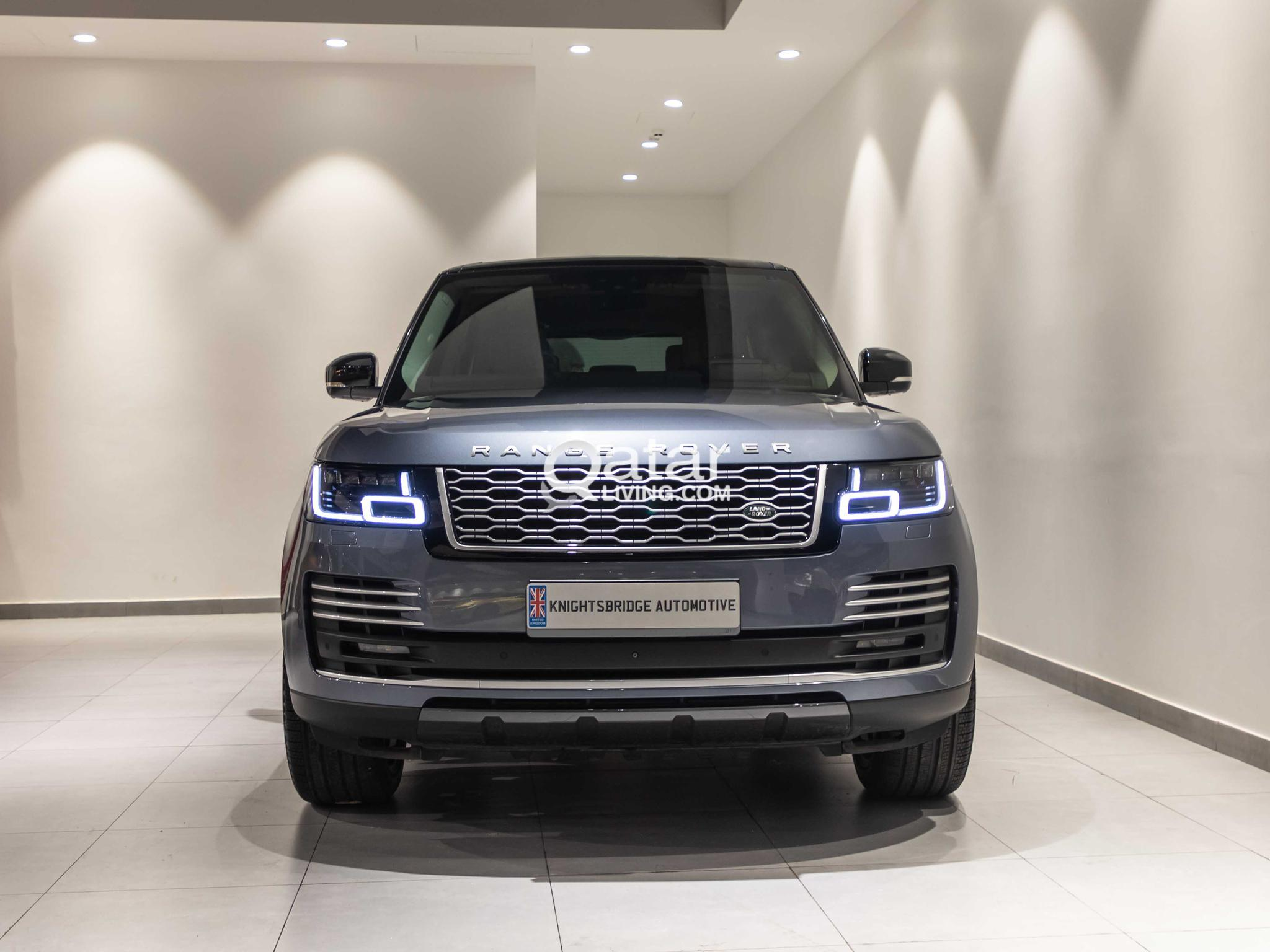 Range Rover Vogue Autobiography 2018