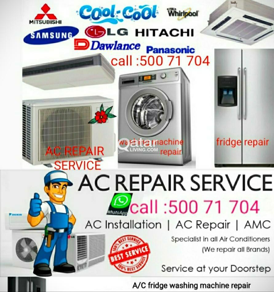 AC FRIDGE WASHING MACHINE REPAIR SERVICE,50071704