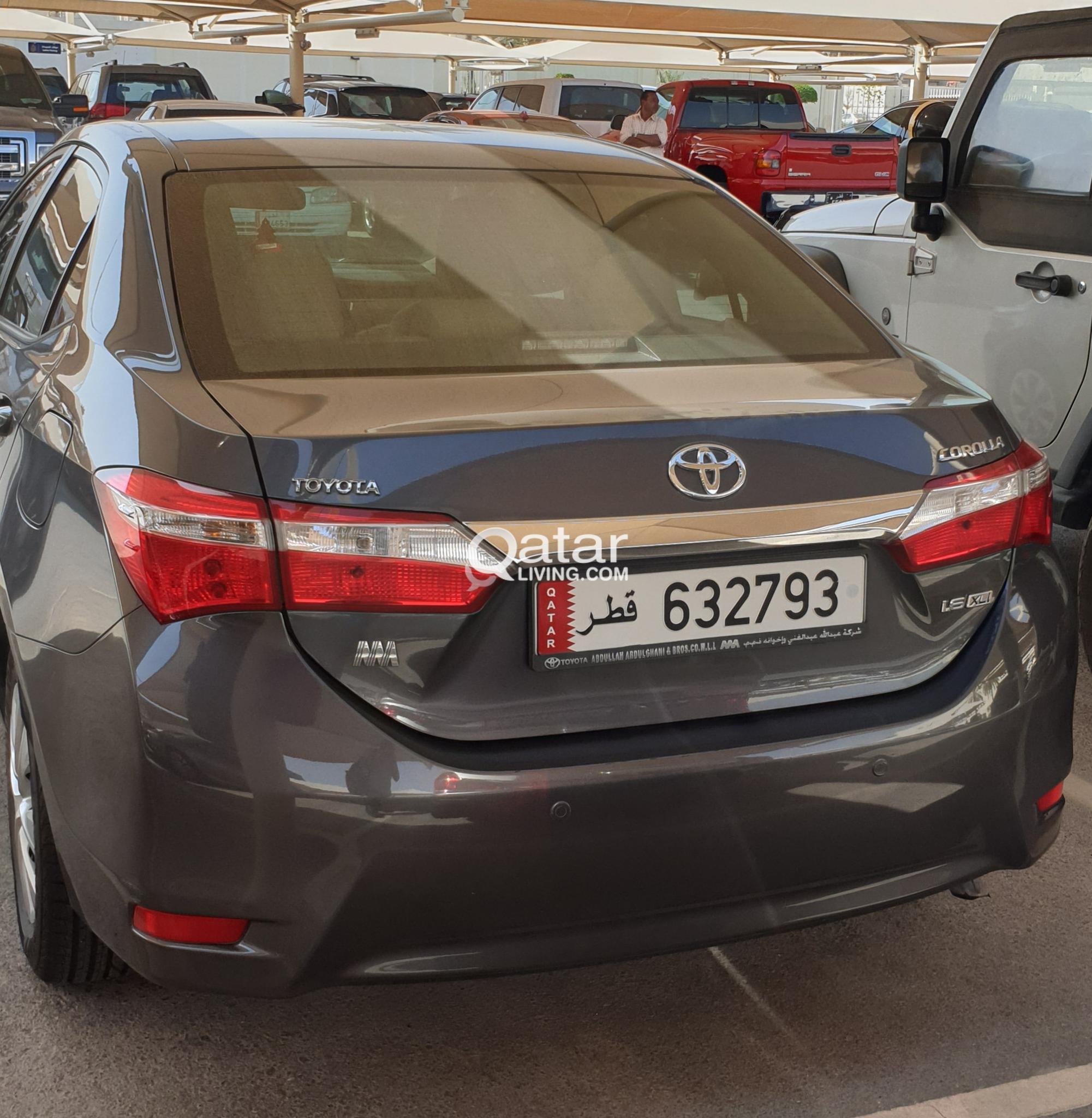 Toyota Corolla 2015 XLI