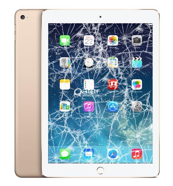 We replace iPad Original Display and fixing.