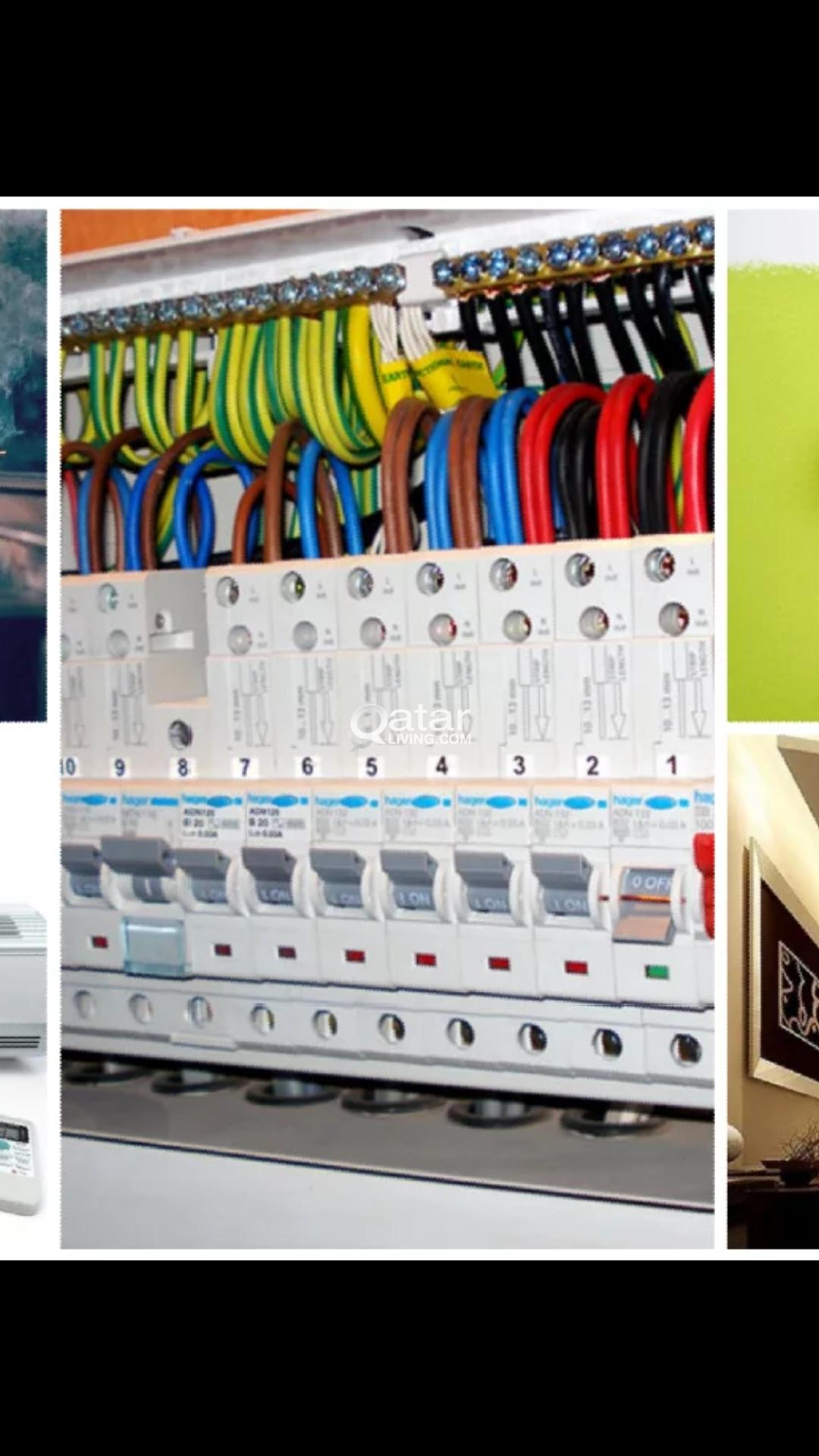 Electrician | Qatar Living