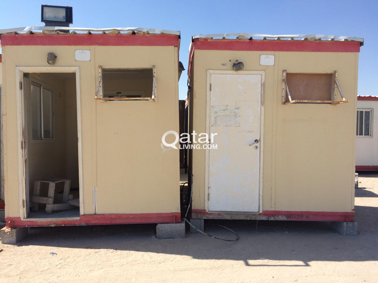 USED PORTABLE CABINS FOR SALE | Qatar Living