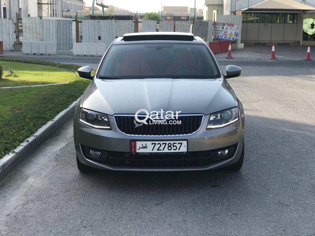 Skoda Octavia 2016 model