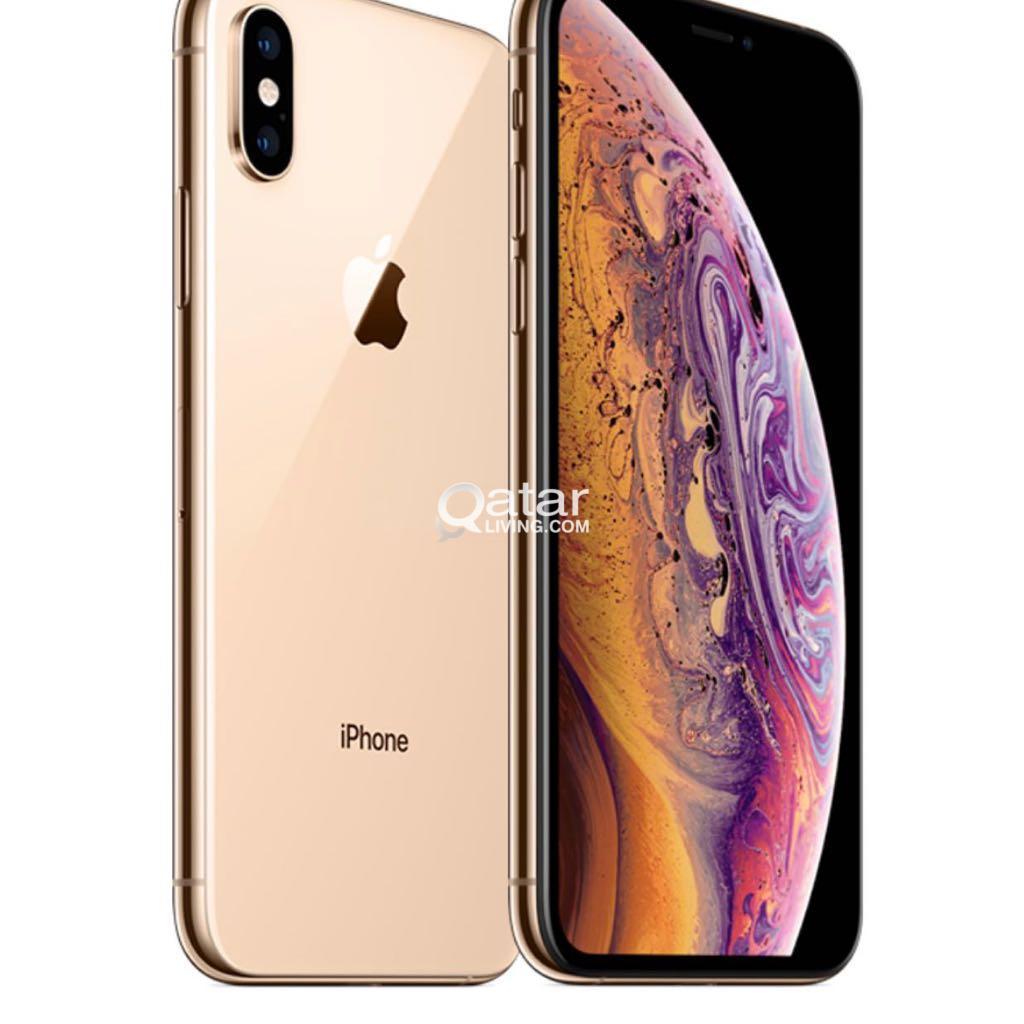 IPhone XS Max Gold 512gb