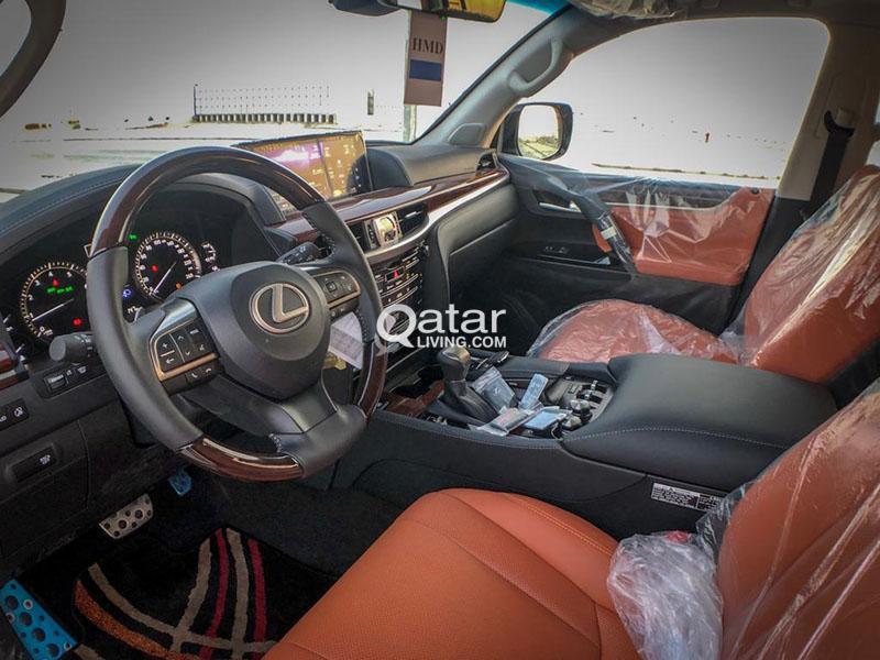 Lexus LX570 S ( Super Sport )