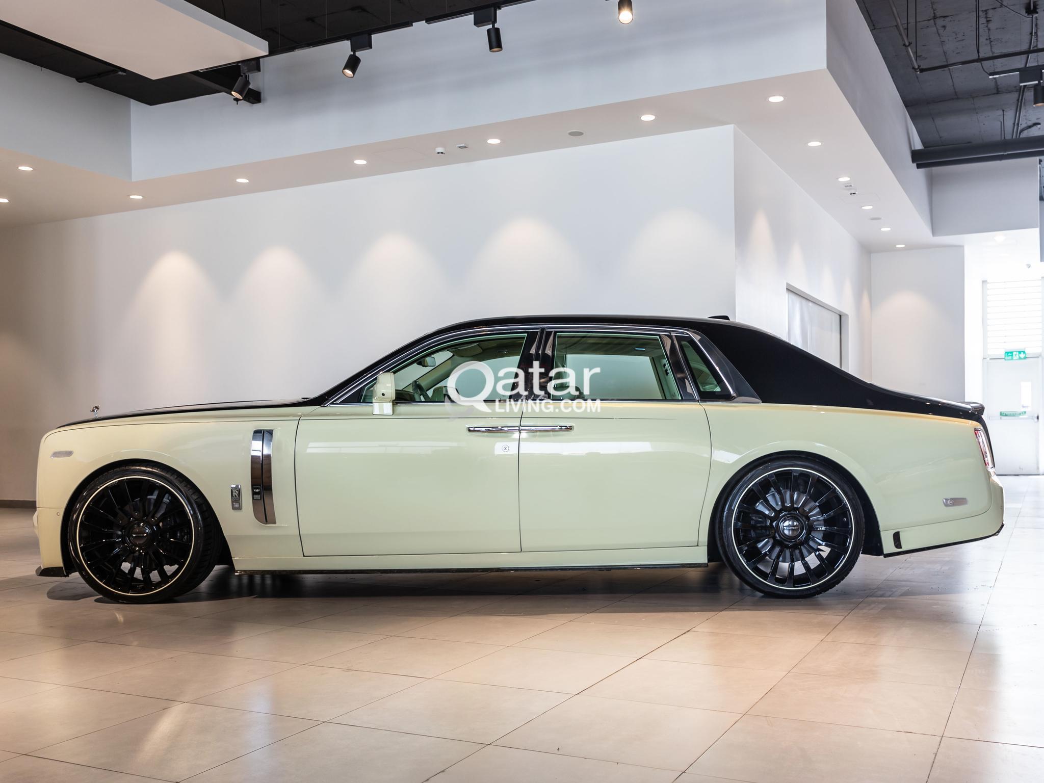 Rolls Royce Phantom Mansory