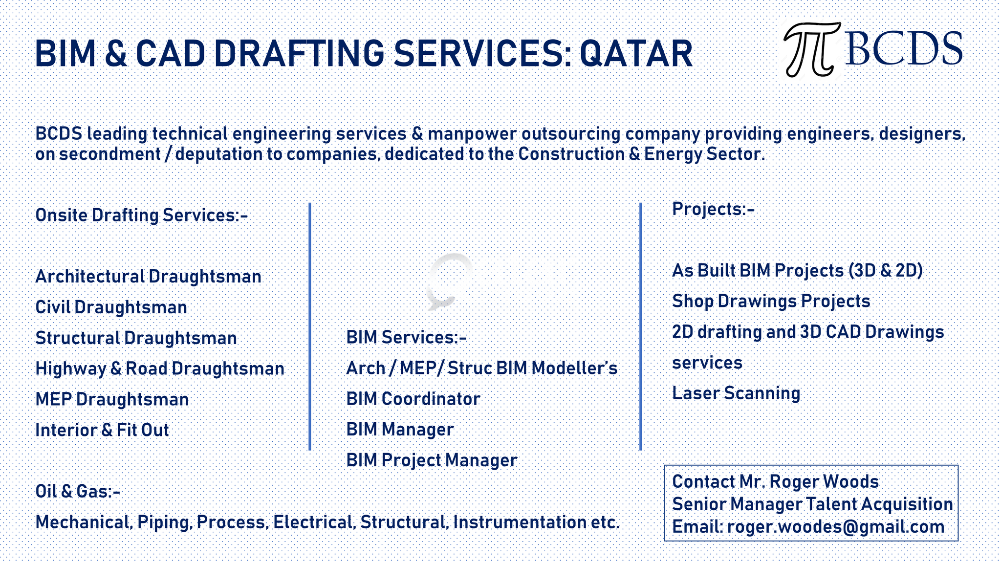 BIM & CAD DRAFTING SERVICES: QATAR | Qatar Living