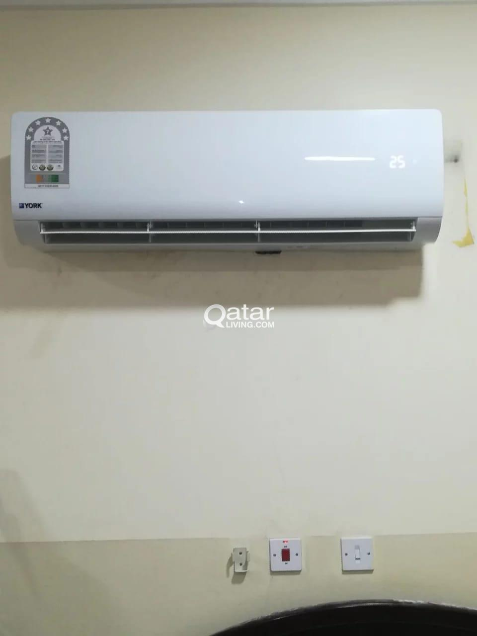Used and new window and split AC and scrap Ac part buy and