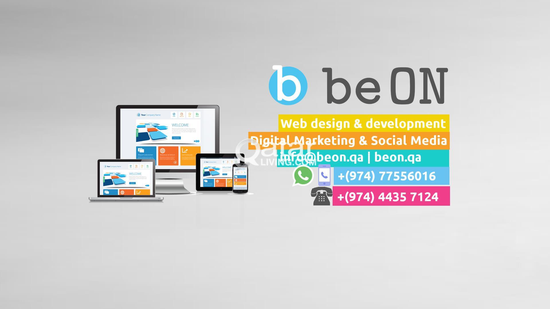 Web Design Company & Web Development Services | Qatar Living