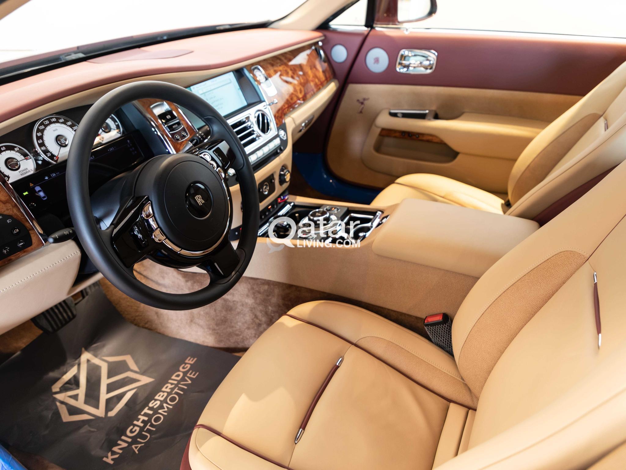Rolls Royce Wraith 2014