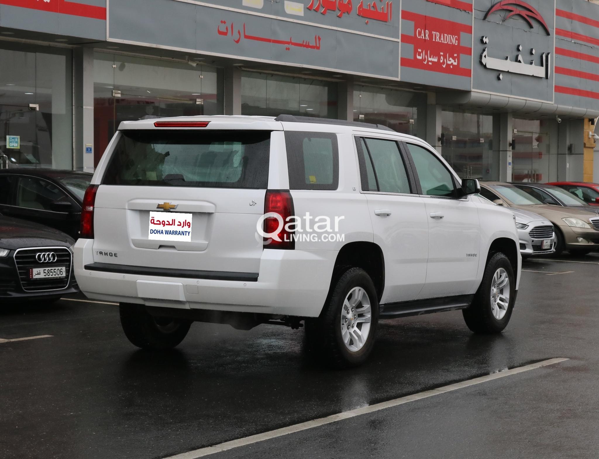Chevrolet Tahoe LT Model 2018 | Qatar Living