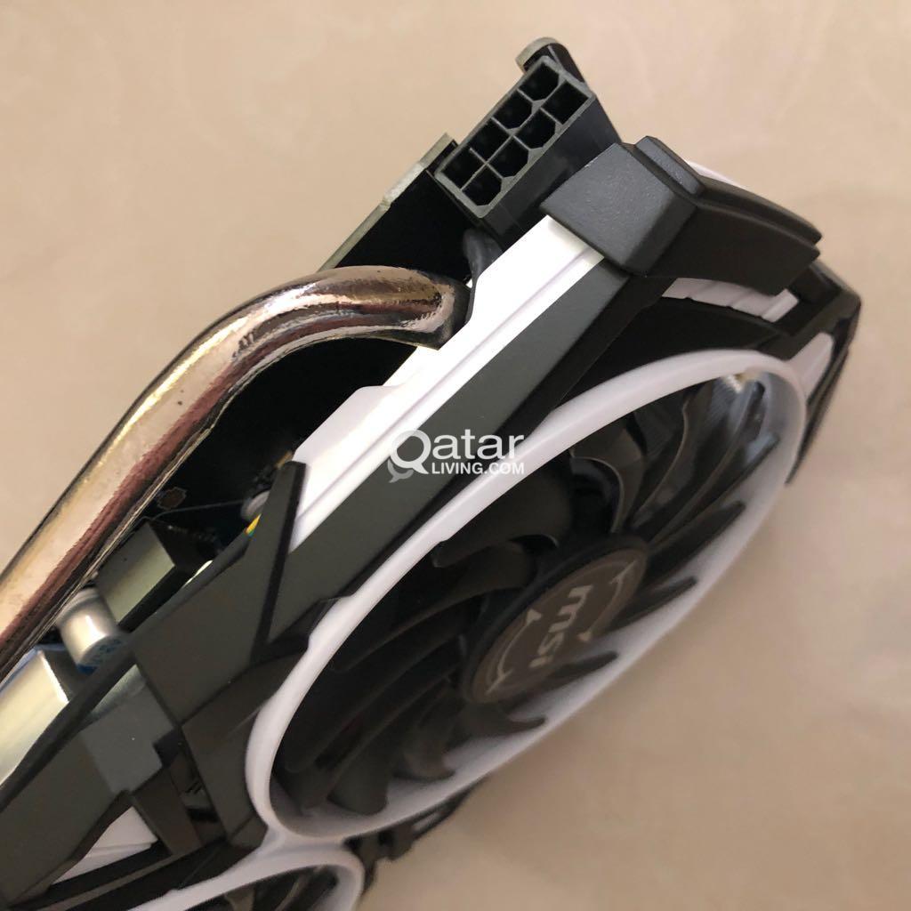 MSI Rx570 4gb DDR5 | Qatar Living