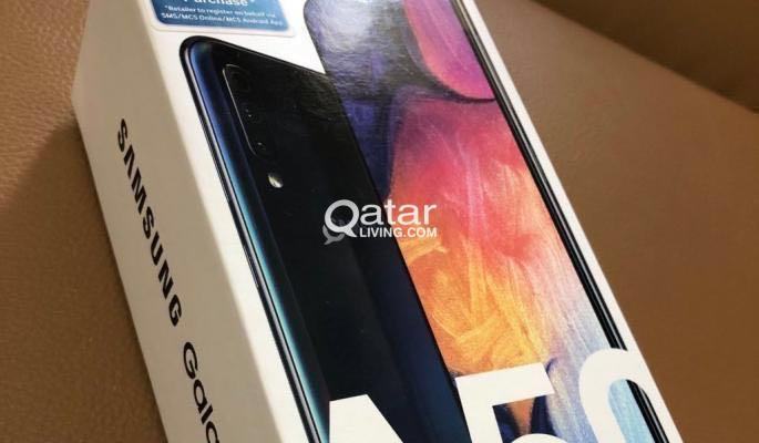 Samsung Galaxy A50- 6gb RAM (New)