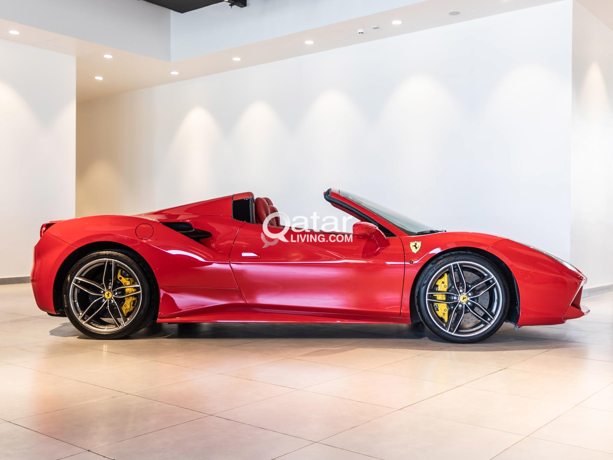 Ferrari 488 Spider . 2017