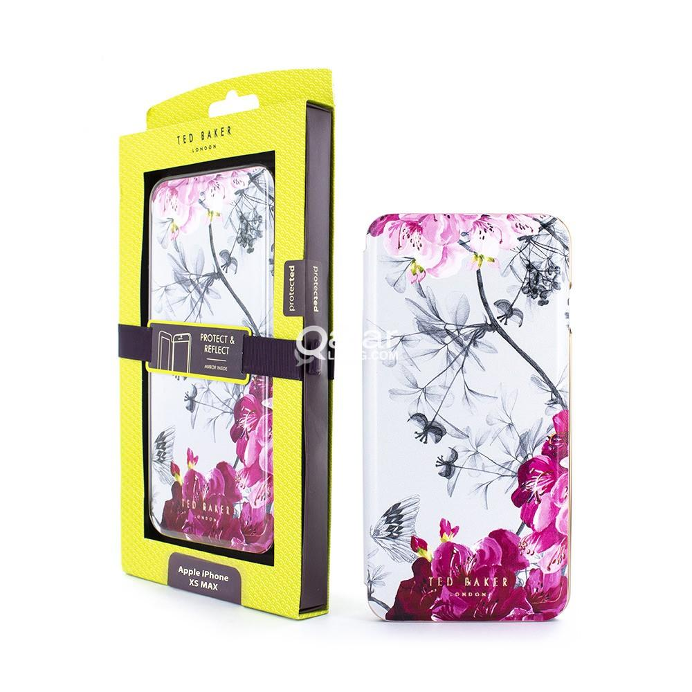 TED BAKER MIRROR FOLIO CASE FOR IPHONE XS MAX - BA