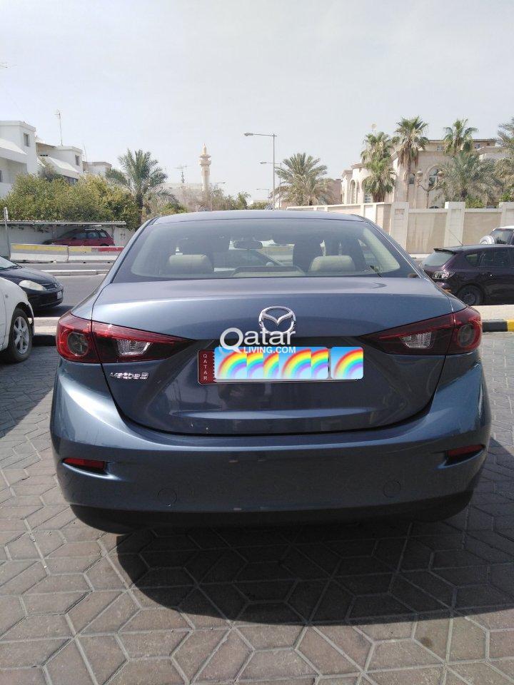 For Sale: Mazda 3 2015