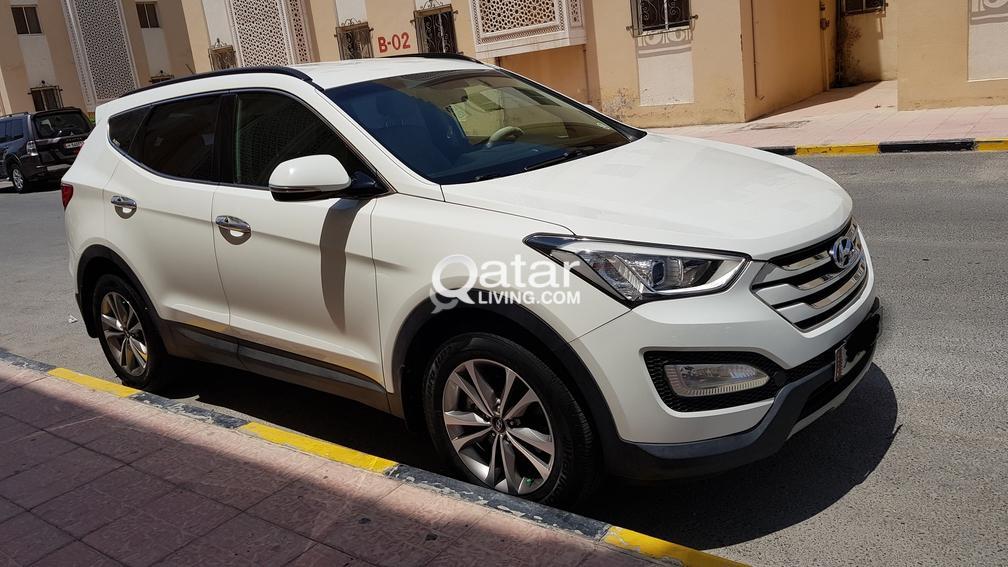 Hyundai Santafe 4x4 7 Seater 68000 Km Best Price 48000 Qr Good