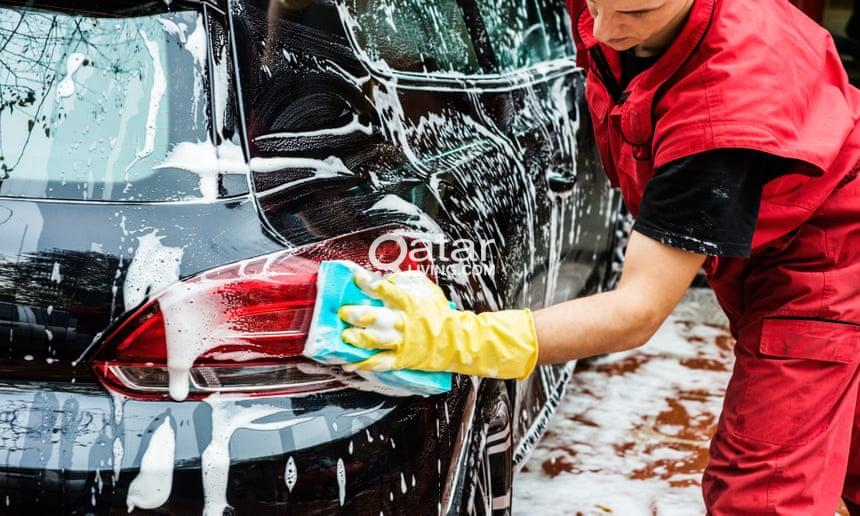 Car wash for monthly basis