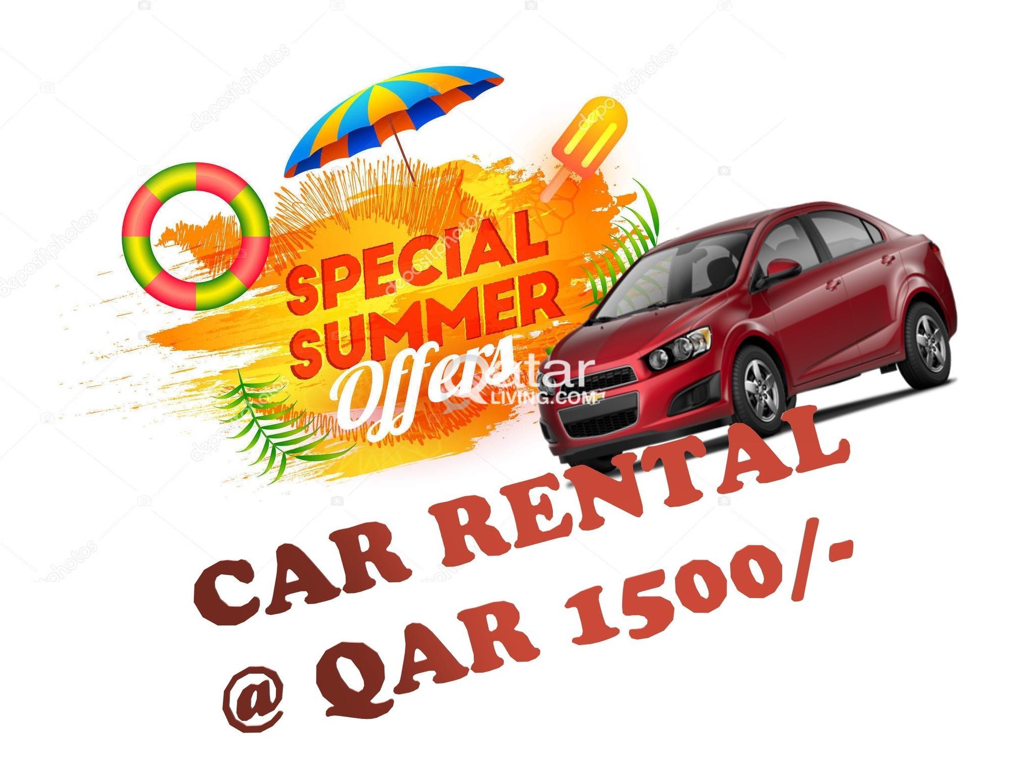 Summer Offer For Car Rental