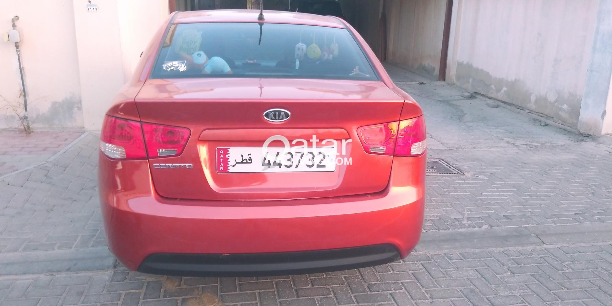 Kia Cerato 1.6 EX Copper Orange color ()