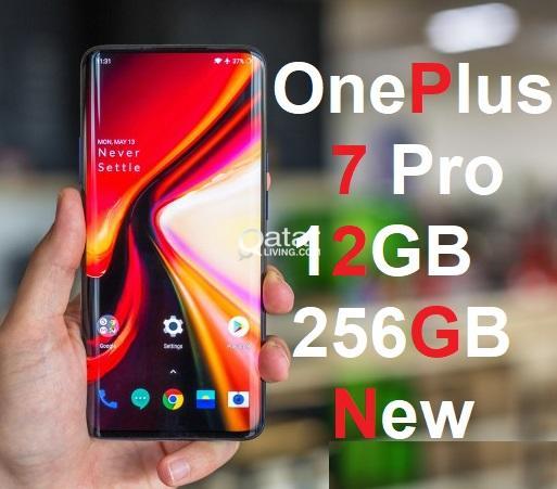 OnePlus 7 Pro (12GB/256GB) New Sealed Box
