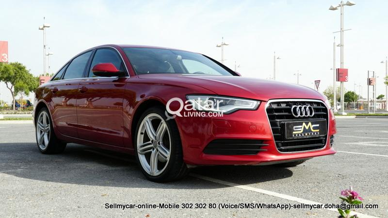 2014 Audi A6 2.0t (More Photos Available Upon Request)