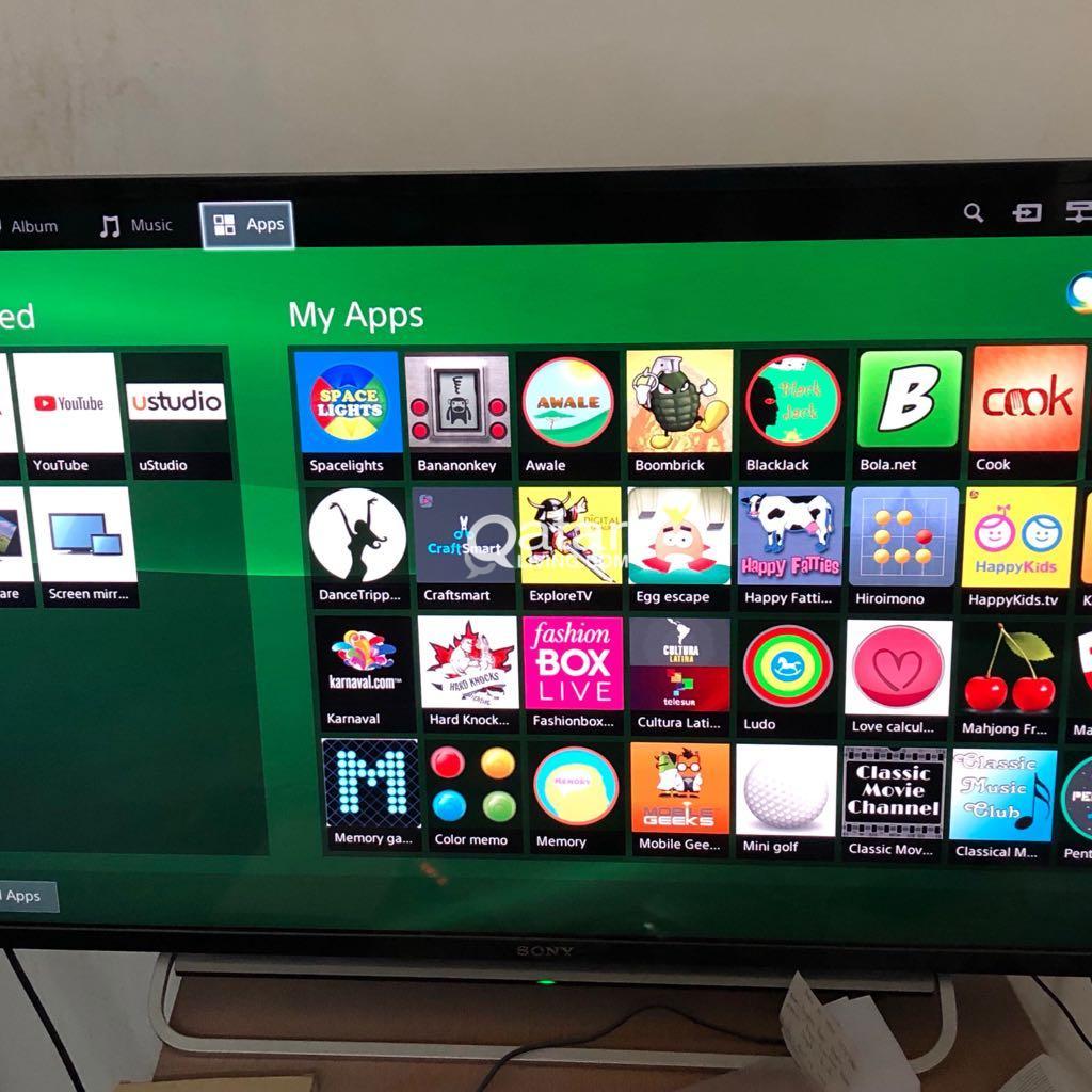 TV Sony Bravia 40 inches smart t v | Qatar Living