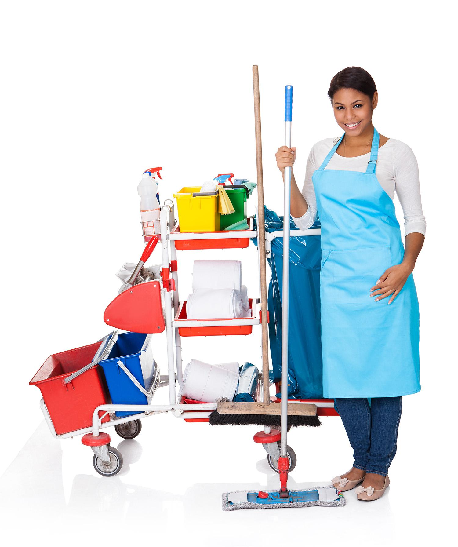 cleaning service (males and females available)