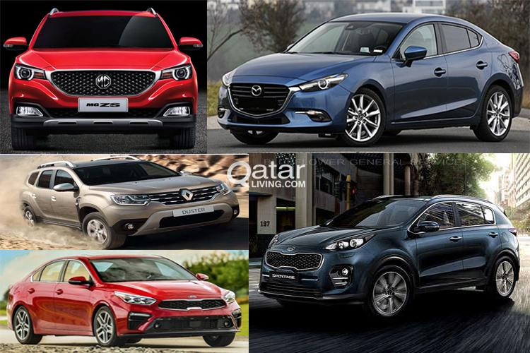 EXCITING OFFERS FOR SUV& SEDAN 2018-2019 CARS