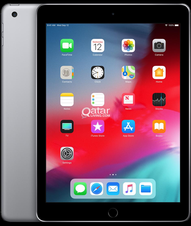 apple ipad wi-fi + 4g  6th ganaration 128 gb for sale