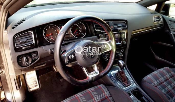 2015 VW Golf GTI