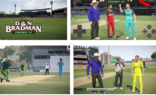 Don Bradman Cricket 17 Ps4 Game Qatar Living