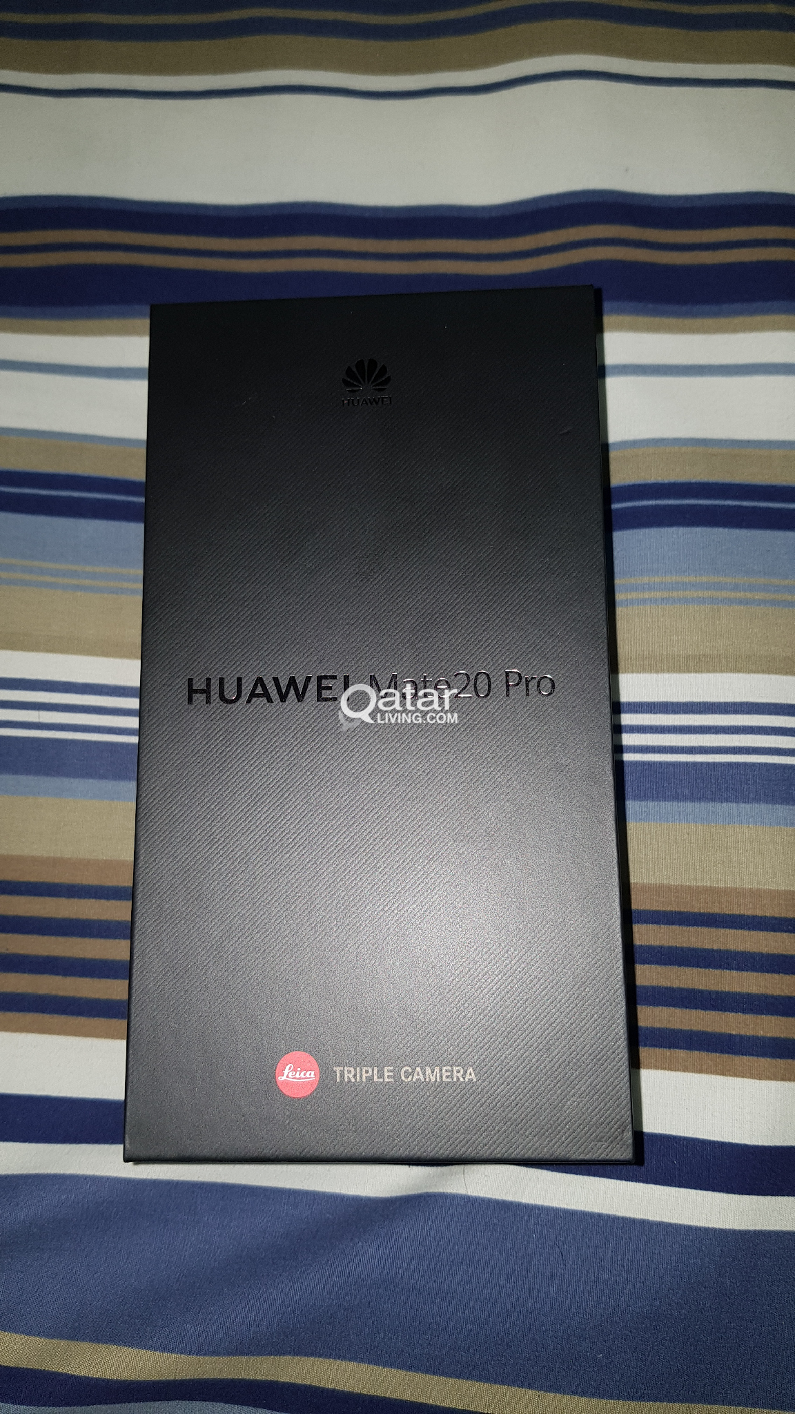 Huawei mate 20 pro new under warranty 12 month