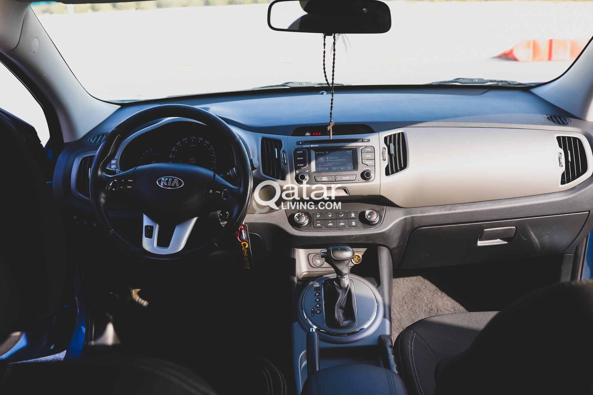 KIA Sportage 2015 AWD Full Options For Sale