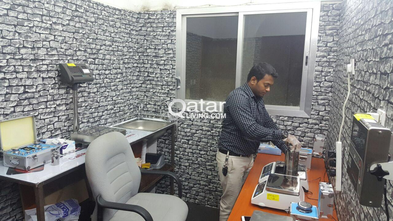 Calibration of Weighing Scales in Qatar | Qatar Living