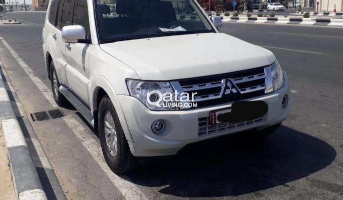 Pajero 2014- Urgent Sale-with German Reprt-74000KM