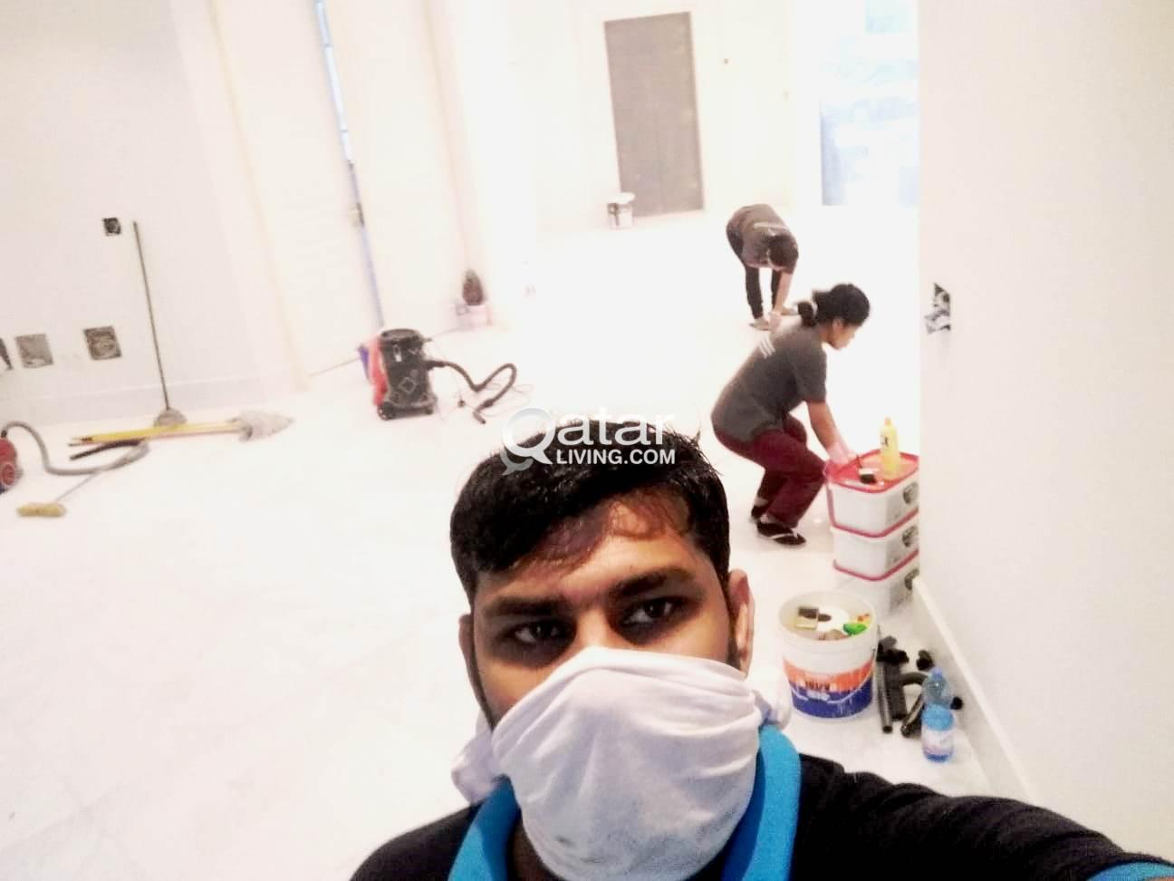 CLEANING & PEST CONTROL & Tank cleaning 33263545